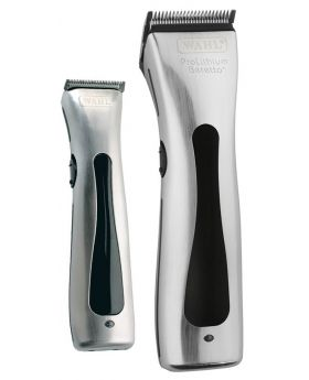 Wahl Combo Beret & Beretto Hair Clipper & Trimmer-Silver
