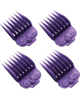 Andis Magnetic Clipper Cutting Comb Attachment Guide Set (#5 to #8)