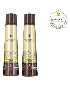 Macadamia Professional Nourishing Moisture Shampoo & Conditioner 300ml Duo