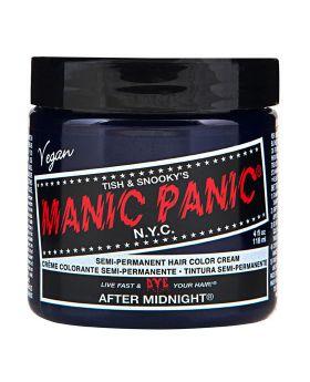 Manic Panic Classic Hair Dye After Midnight Semi Permanent Vegan Colour 118ml