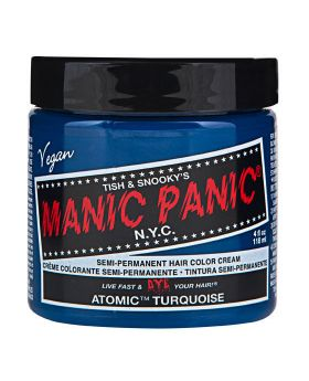 Manic Panic Classic Hair Dye Atomic Turquois Semi Permanent Vegan Colour 118ml