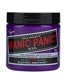 Manic Panic Classic Hair Dye Electric Amethys Semi Permanent Vegan Colour 118ml