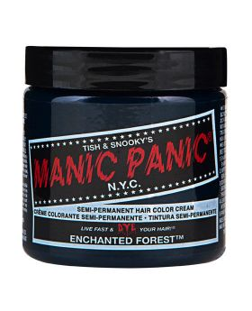 Manic Panic Classic Hair Dye Enchanted Forest Semi Permanent Vegan Colour 118ml