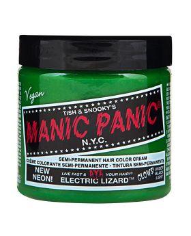 Manic Panic Classic Hair Dye Electric Lizard Semi Permanent Vegan Colour 118ml