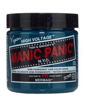 Manic Panic Classic Hair Dye Mermaid Semi Permanent Vegan Colour 118ml