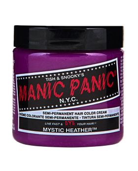 Manic Panic Classic Hair Dye Mystic Heather Semi Permanent Vegan Colour 118ml