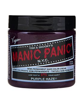 Manic Panic Classic Hair Dye Purple Haze Semi Permanent Vegan Colour 118ml