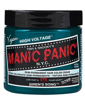 Manic Panic Classic Hair Dye Siren's Song Permanent Vegan Colour 118ml
