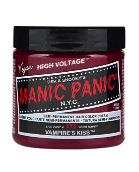 Manic Panic Classic Hair Dye Vampire's Kiss Semi Permanent Vegan Colour 118ml