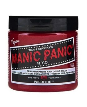 Manic Panic Classic Hair Dye Wildfire Semi Permanent Vegan Colour 118ml
