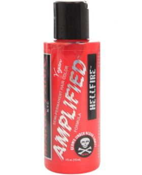 Manic Panic Amplified Hair Dye Hellfire Semi Permanent Vegan Colour 118ml