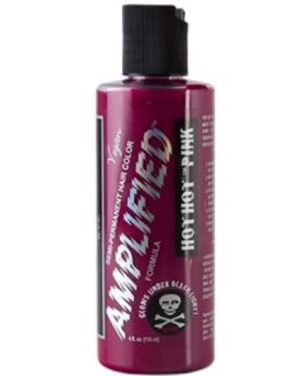 Manic Panic Amplified Hair Dye Hot Hot Pink Semi Permanent Vegan Colour 118ml