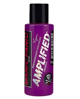 Manic Panic Amplified Hair Dye Mystic Heather Semi Permanent Vegan Colour 118ml
