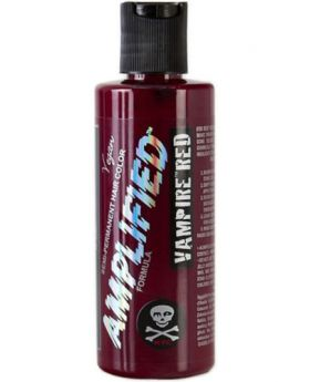 Manic Panic Amplified Hair Dye Vampire Red Semi Permanent Vegan Colour 118ml