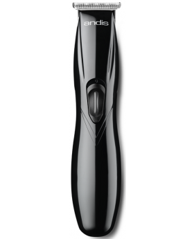 Andis Slimline Pro Li Professional Cord/Cordless T-Blade Hair Trimmer (Black)