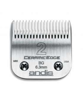 Andis Replacement CeramicEdge Detachable Clippers Blade Set, Size 2 #63030