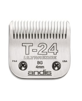 Andis Replacement UltraEdge Detachable Clippers Blade Set, Size T-24 #64150