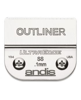 Andis Replacement UltraEdge Detachable Outliner Clippers Blade Set, Size 1/150 #64160