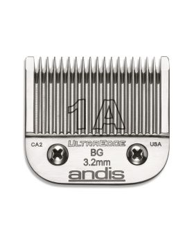 Andis Replacement UltraEdge Detachable Clippers Blade Set, Size 1A #64205