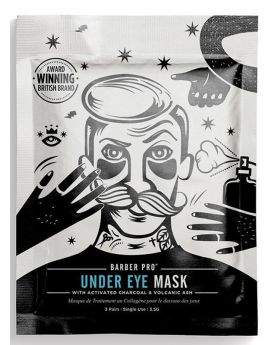 Barber Pro Under Eye Mask (3x Pairs Pouch)