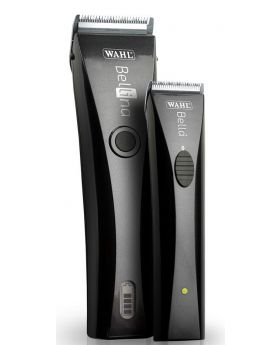 Wahl Combo Professional Bella Cordless Trimmer and Bellina Cordless Hair Clipper