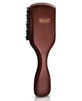 Wahl Club Style Bristle Barber Brush for Fade/Hair/Scalp/Beard