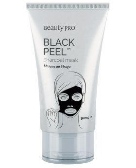 Beauty Pro Black Diamond Black Peel Off Mask 90g (Tube)