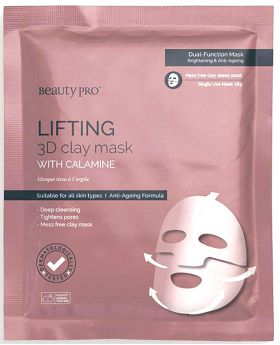 Beauty Pro Lifting 3D Clay Mask with Calamine