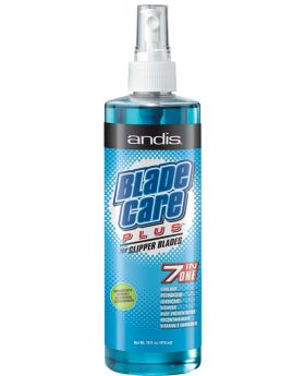 Andis 7in1 Blade Care Plus Clipper/Trimmer Cleaner/Coolant/Lubricant Spray 473ml