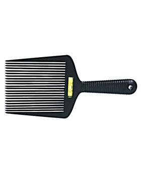 Marvy Flat Top Levelling Barber's Hair Clipper Cutting Comb