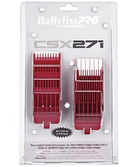 Babyliss Pro 9 Comb Attachment Set For Ferrari Volare Clipper FX811