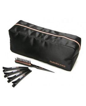 BaByliss PRO Heat Proof/Resistant Zip Bag For Hair Straightener & Curling Irons