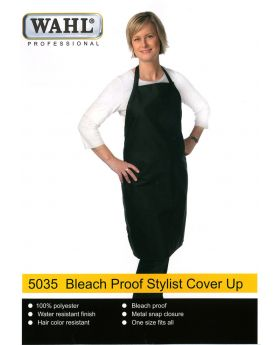Wahl Bleach Proof Apron Hairdressing Salon Waterproof 5035