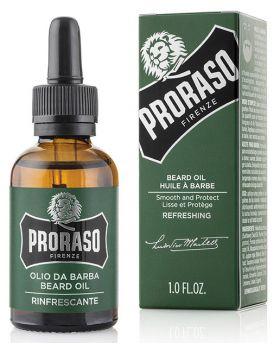 Proraso Refresh Eucalyptus Beard Oil 30ml