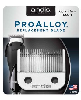 Andis Replacement Blade Set For ProAlloy Clipper (#69115)