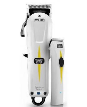 Wahl Combo Cordless Super Taper & Super Trimmer Hair Clipper/Trimmer