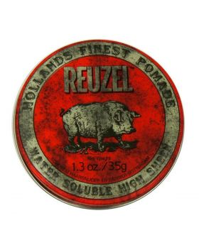 Reuzel Red Piglet Pomade High Sheen Water Soluble 35g