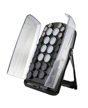 Babyliss pro Extrovert Ionic and Ceramic 30pc Hot Rollers Hairsetter