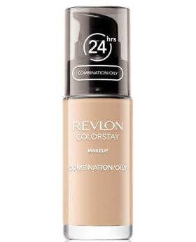 Revlon 200 Colorstay Makeup Combination/Oily Nude Foundation