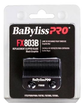 BaByliss PRO Replacement Graphite Taper Blade Hair Clipper FX803B