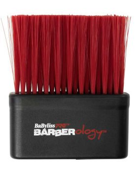 Babyliss Pro Nylon Bristles Barber Neck Duster Hair Remover Red