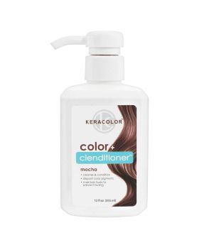 Keracolor Color Clenditioner Colour Shampoo 355ml - Mocha