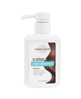 Keracolor Color Clenditioner Colour Shampoo 355ml - Mocha