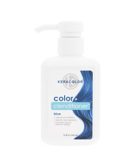 Keracolor Color Clenditioner Colour Shampoo 355ml - Blue