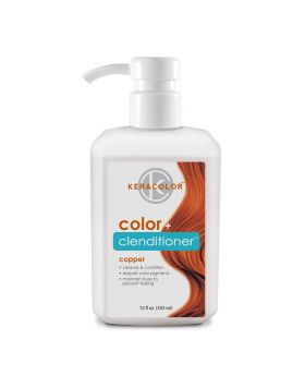Keracolor Color Clenditioner Colour Shampoo 355ml - Copper