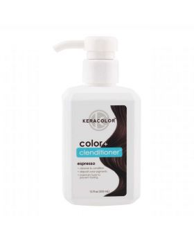 Keracolor Color Clenditioner Colour Shampoo 355ml - Espresso