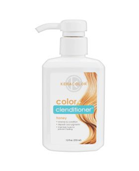 Keracolor Color Clenditioner Colour Shampoo 355ml - Honey