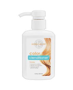Keracolor Color Clenditioner Colour Shampoo 355ml - Honey
