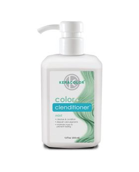Keracolor Color Clenditioner Colour Shampoo 355ml - Mint