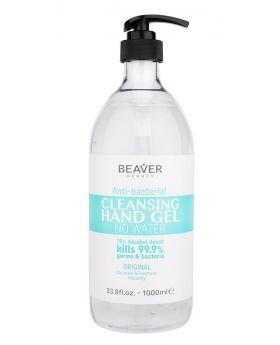 Beaver Beauty Salon Hand Sanitiser Anti Bacterial Cleansing Gel 1L
